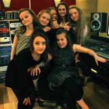 Kids Popstar Recording Party